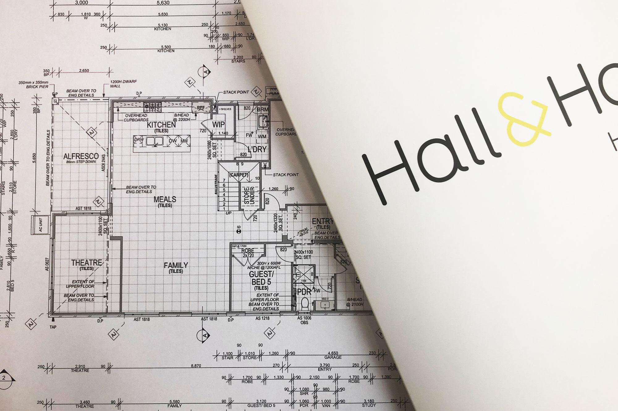 Hall & Hart Homes Free Tender Estimate